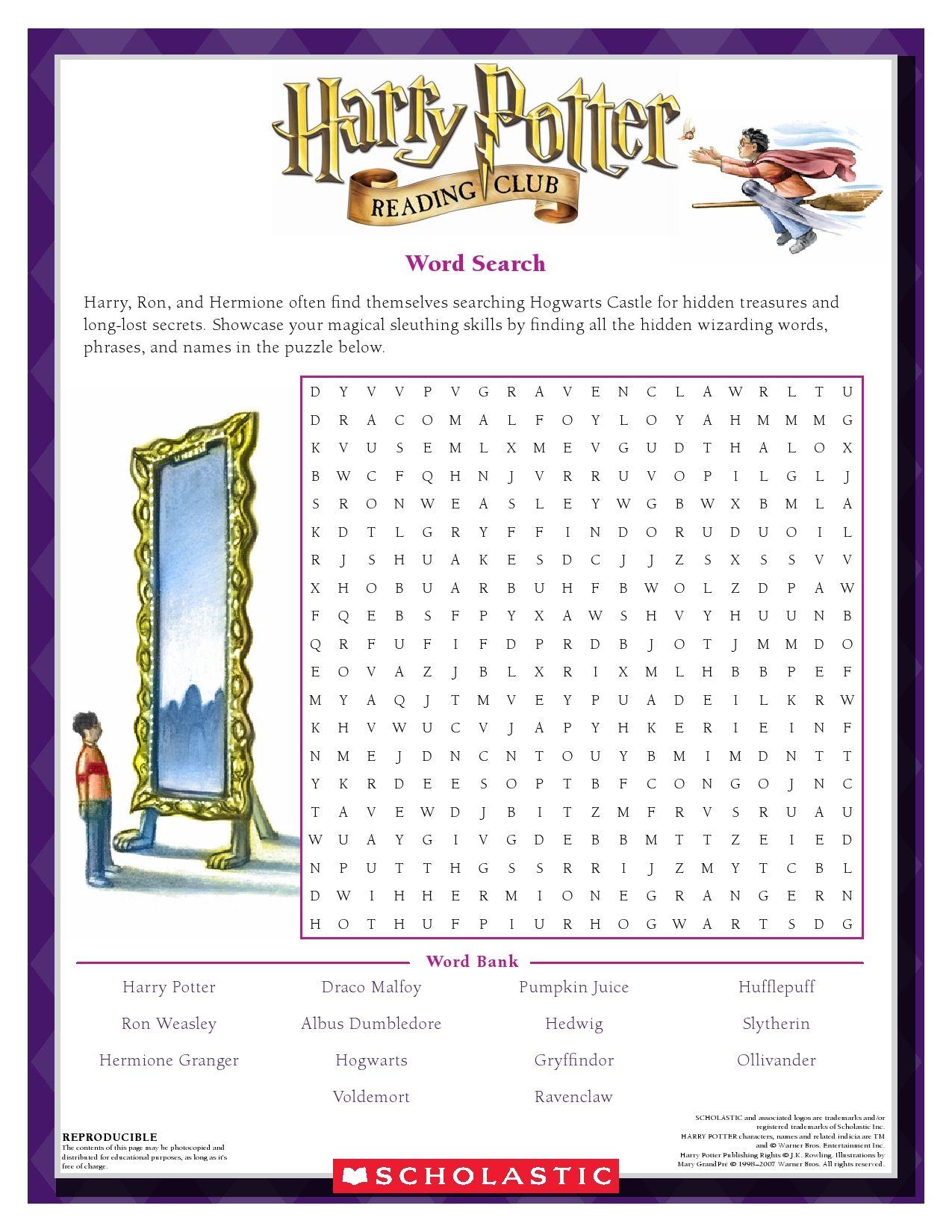 harry potter quiz questions pdf
