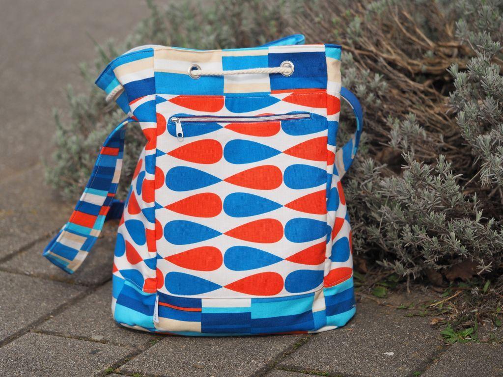 Matchbag - Matchsack im Retro-Style | Pinterest | Nähanleitung ...