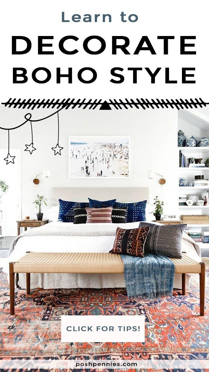 Boho Home Decor 11 Tips That Show You How To Pull It Off