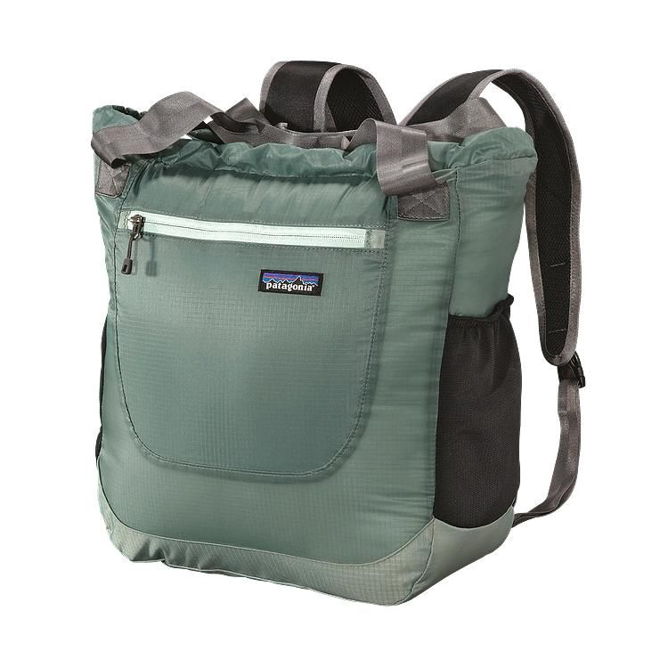 Patagonia Lightweight Travel Tote Bag I Am Loving It As A Diaper S Backpack Or And Soooo Has Four Exterior Zips Pockets