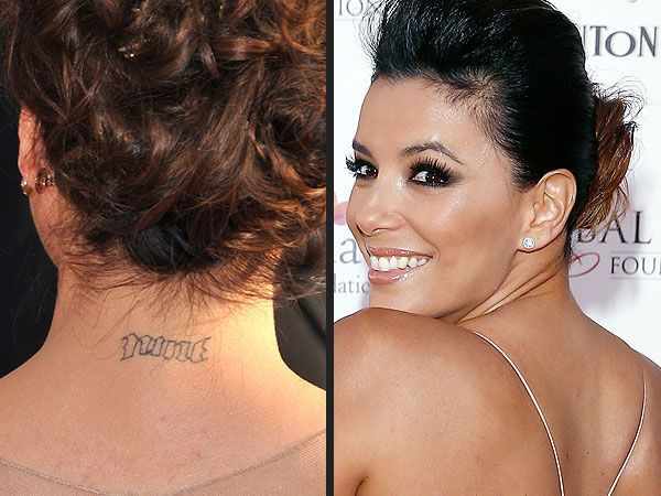 Angelina Jolie Melanie Griffith And More Stars Who Have Removed Tattoos Laser Tattoo Removal Tattoo Removal Neck Tattoo