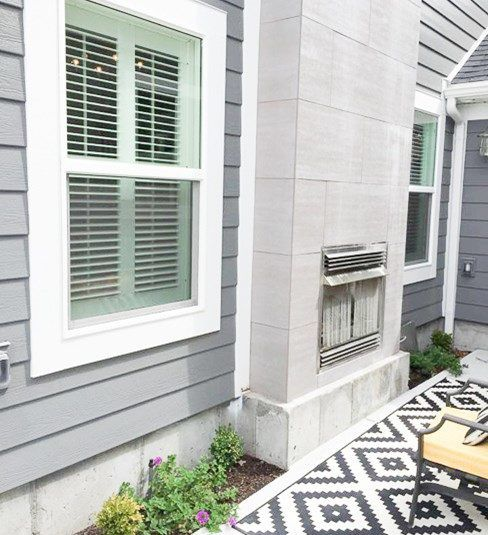 Composite Shutter Shutters House Front Cafe Shutters