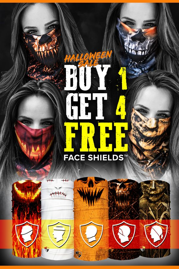 Buy 1, Get 4 Free Pick Any 5 Halloween sale, Cool