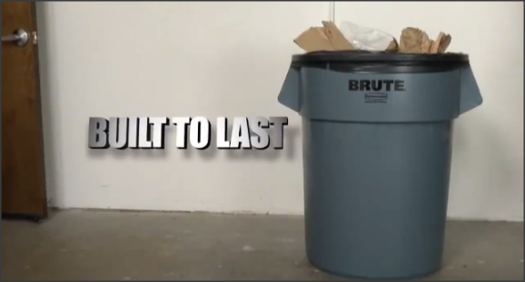 Rubbermaid BRUTE® Commercial Waste Containers