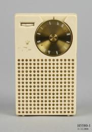 Tr1 Transistor Radio The First Commercial Transistor