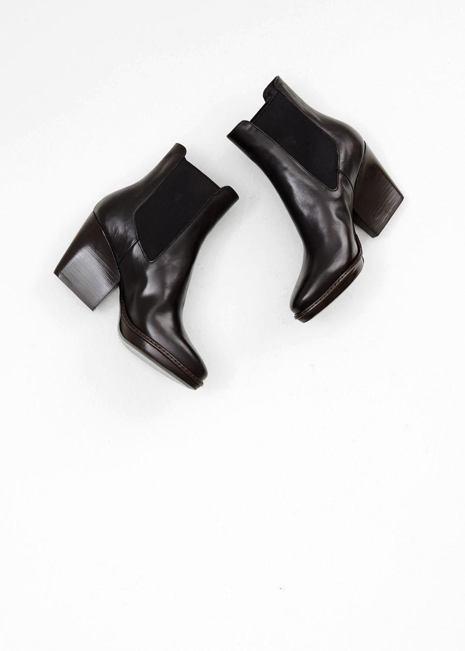 58c970c5e8e Dries Van Noten Platform Ankle Boot (Black)
