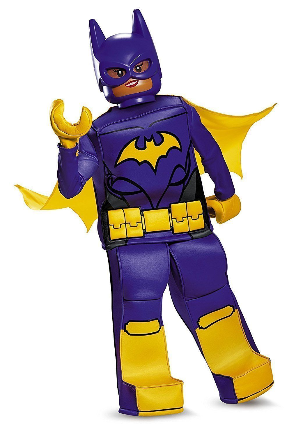 Lego The Batman Movie Batgirl Prestige Child Costume Size