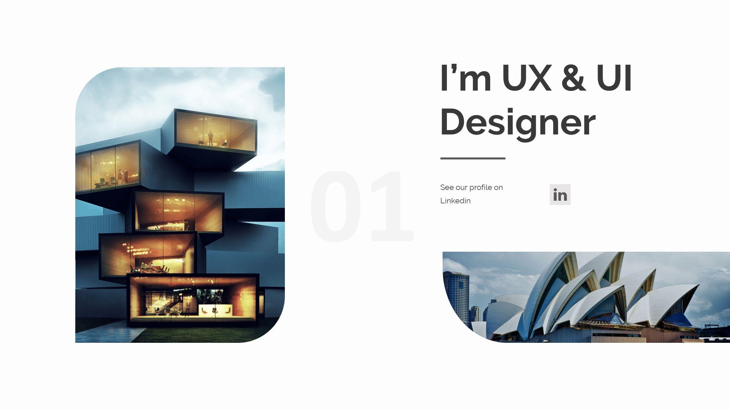 Interico Stylish Interior Design And Architecture Powerpoint