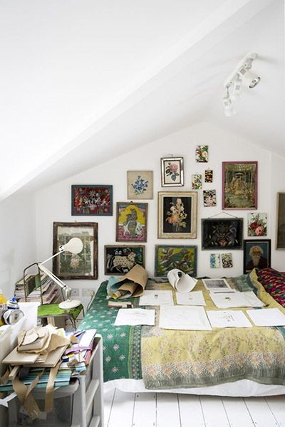 Une Maison Victorienne A La Decoration So British Idees