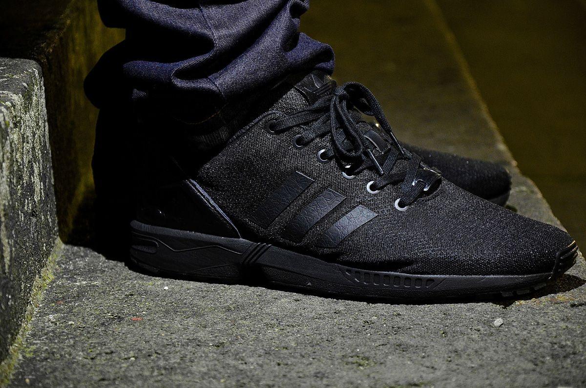 Adidas Zx Flux Black Elements Pack