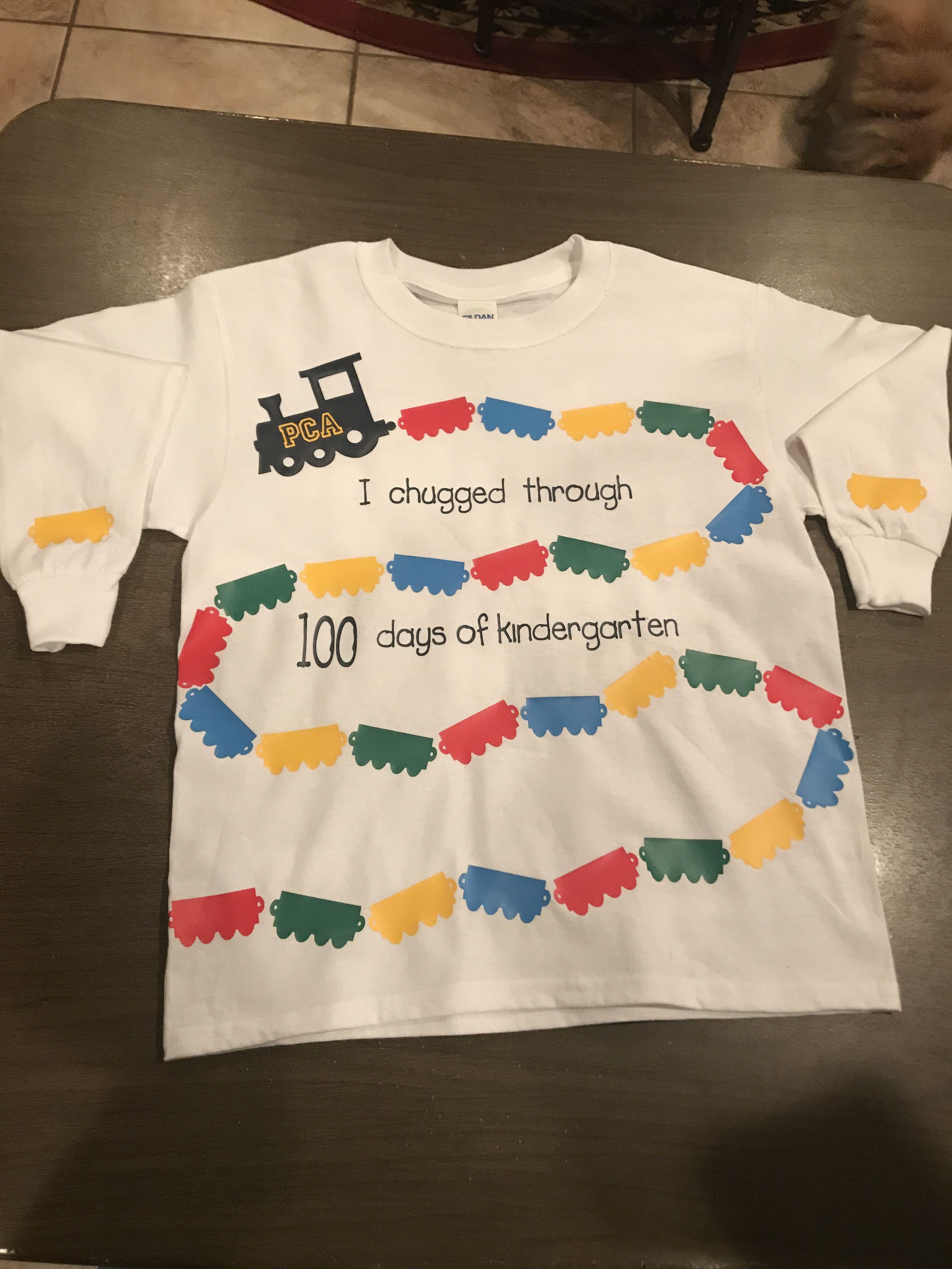 100 Days Of School Shirt 100 Day Shirt Ideas 100 Days Of School