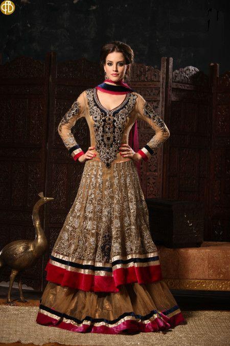 d6528dd7240c62 Hand Embroidery Lehenga Choli | ༺Glam de India༻ | Lehenga choli ...