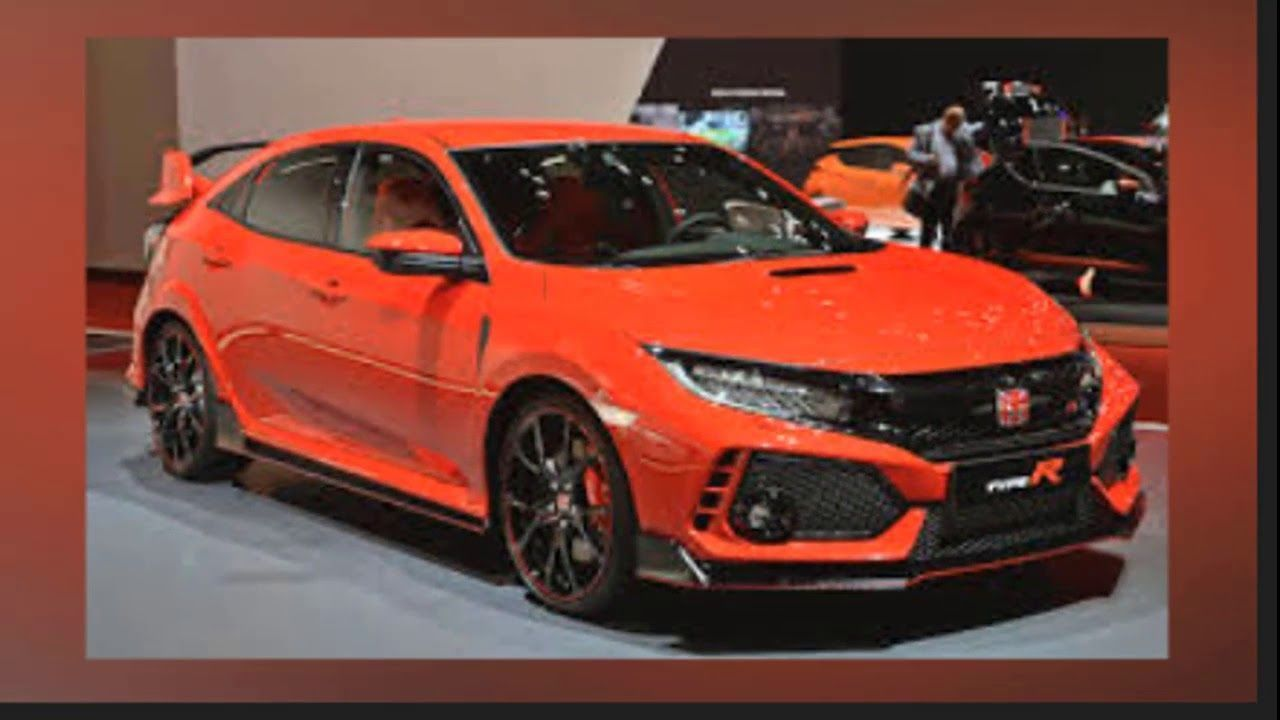2020 Honda Civic Si CakHD CakHD Latest information