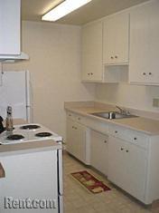 Sierra Fair Apartments Kitchen