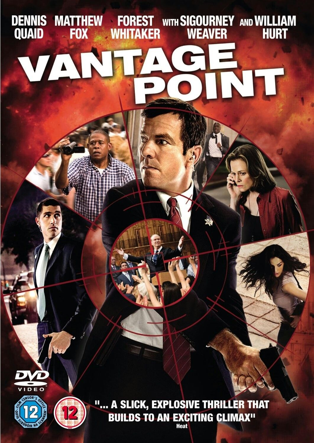Vantage Point (2008)   Movies to watch, Full movies, Full movies ...