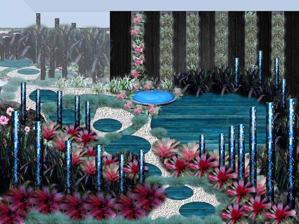 Leigh Nicholson Design Updated   Hanging Gardens NZ ...