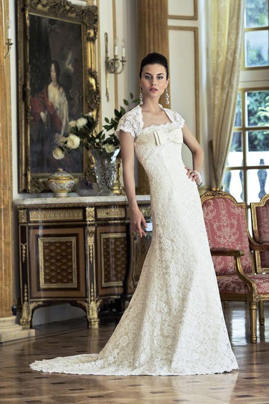 Pavonia Ian Stuart Bride Wedding Dresses Modest Wedding