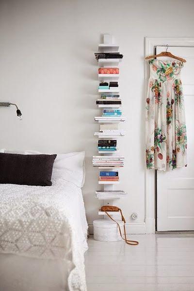 Ideas para guardar libros y revistas Guardando libros, Decorar tu