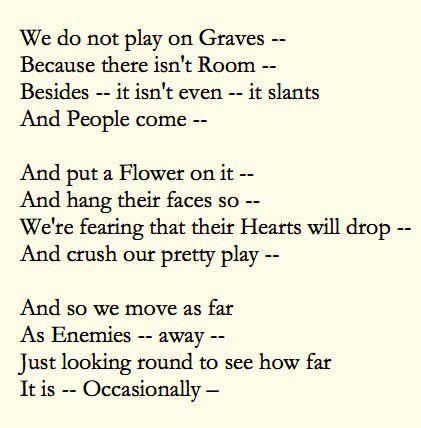 Dark Poems From Emily Dickenson Emily Dickinson Poetry