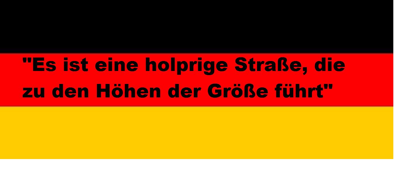 Favorite Quote In German Quotes Sayings Pinterest German