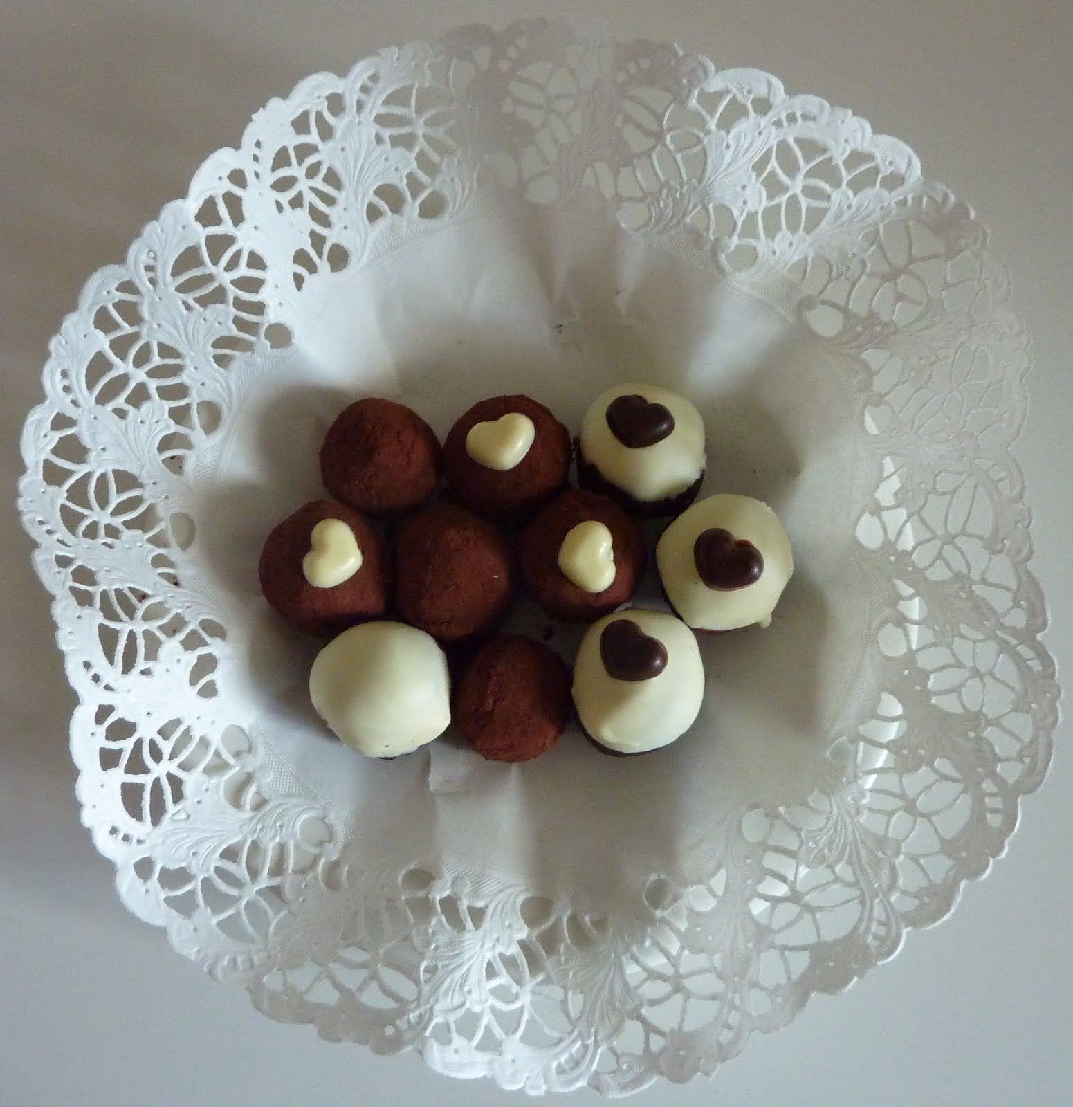B+W truffles. #yummers