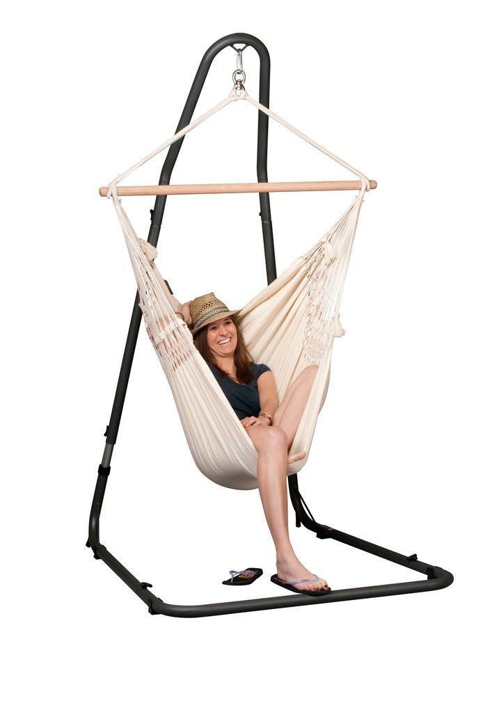 pin von h ngematten boutique auf h ngesessel set s in 2019 sessel h ngesessel mit gestell und. Black Bedroom Furniture Sets. Home Design Ideas