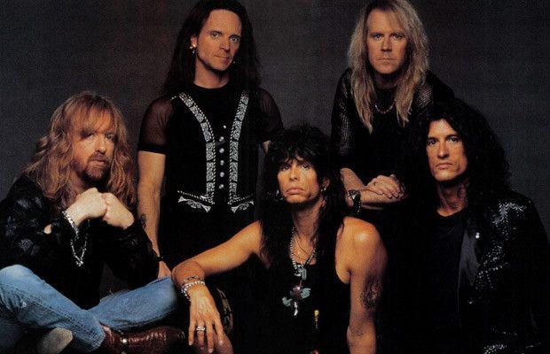 Aerosmith - Cryin 1993 | Стивен тайлер, Рок-музыка, Музыка
