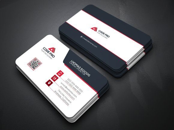 Personal Business Card By Creative Idea On Creativemarket - Personal business cards templates