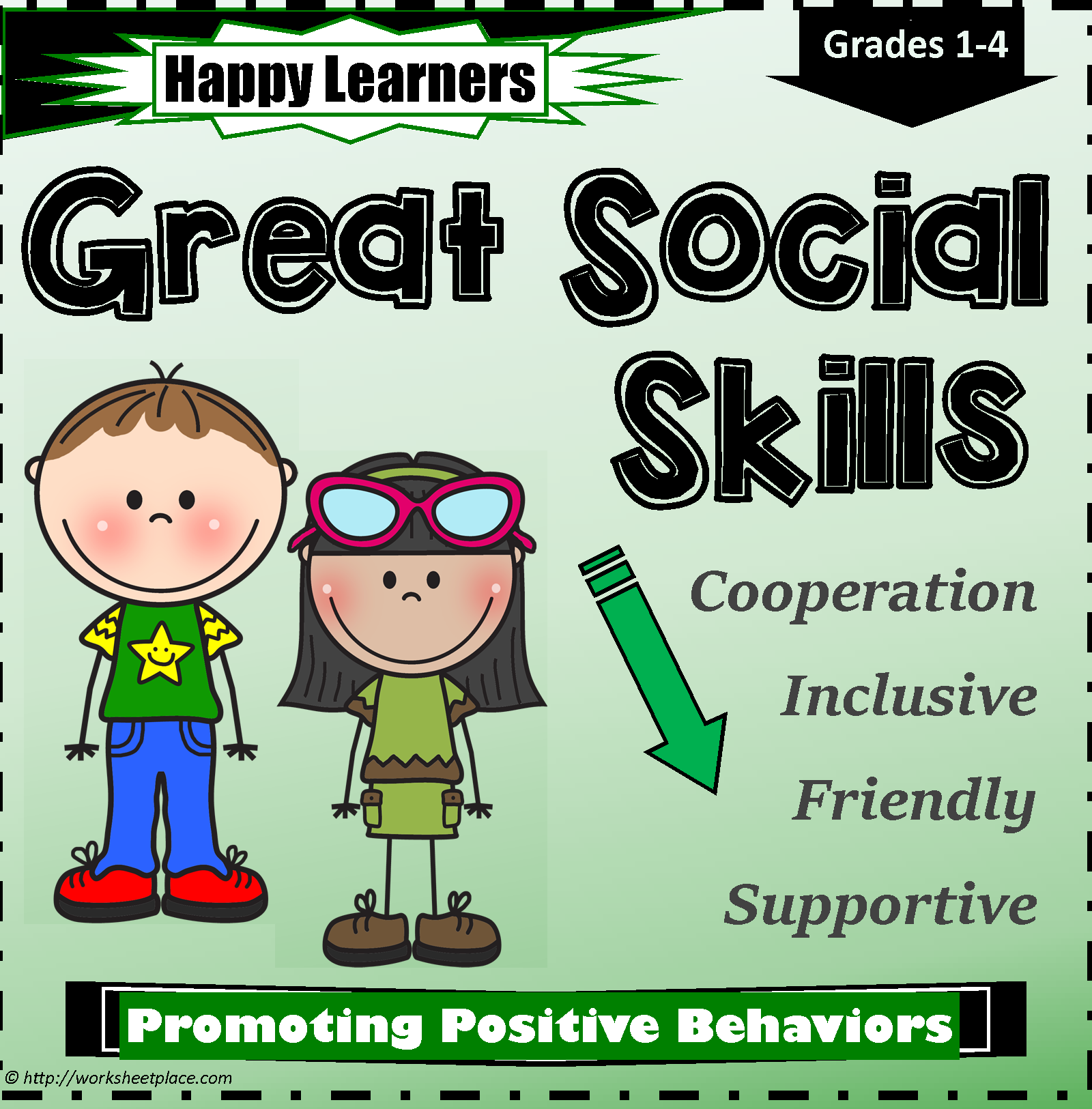 Teaching Students About Social Skills Great Activities