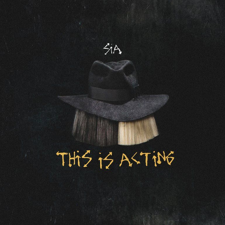 This is acting | sia furler | Pinterest