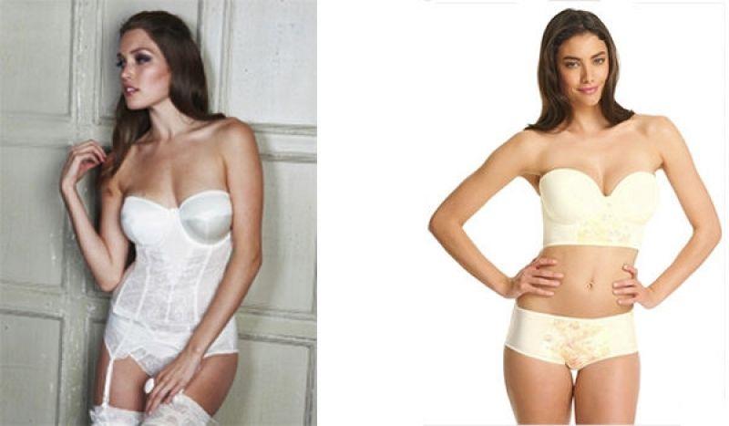 Gorgeous Strapless Underwear For Wedding Dresses   Underwear ...
