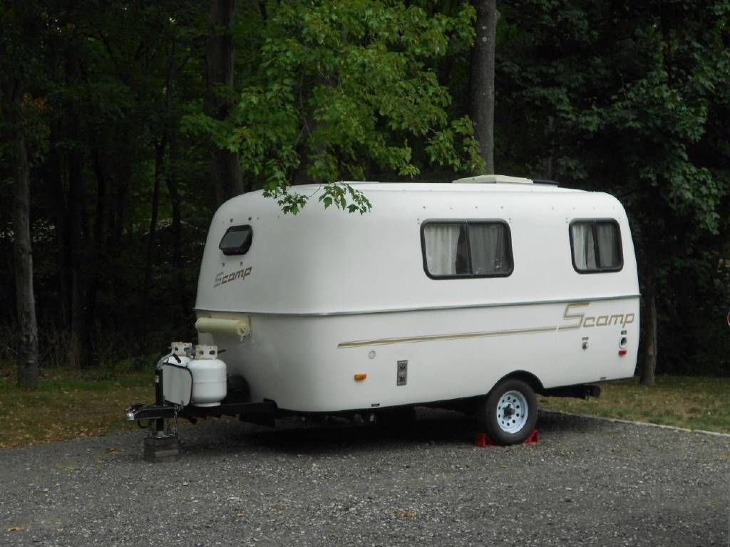 Check Out This 2010 Scamp 16 Deluxe Listing In Bainbridge Ga