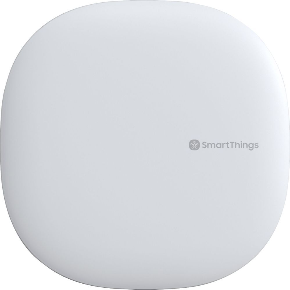 Samsung SmartThings Hub White Dvr security system