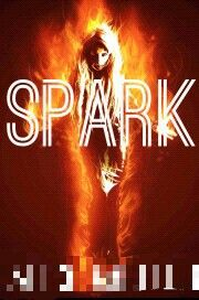 The cover for ''Spark'' (pseudonym blurred).