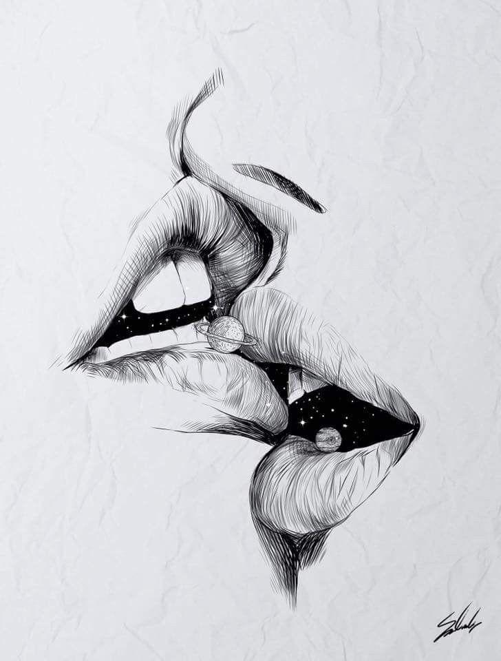 Pencil sketches of sex