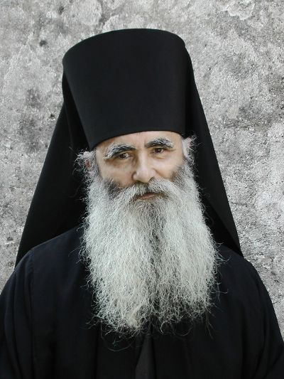 Christian Orthodox Monk. What great peace one can see in his eyes.