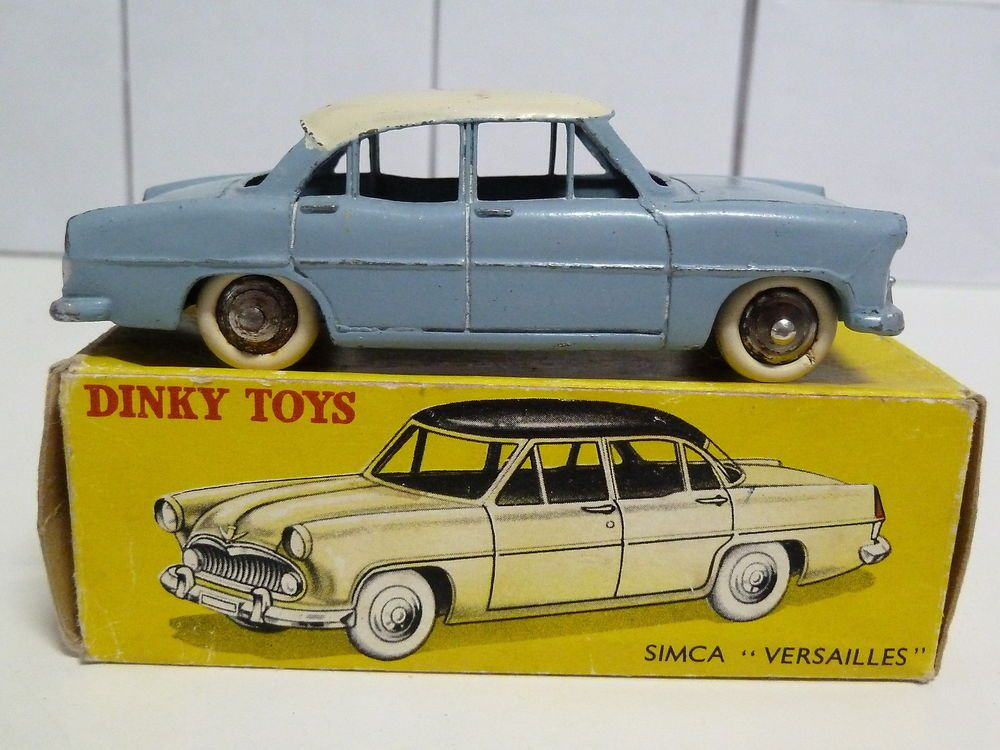 FRENCH DINKY TOYS NO.24z SIMCA VERSAILLES, BOXED