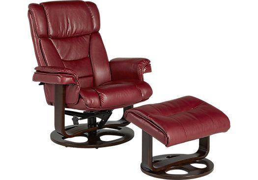 Magnificent Matteo Red Chair Ottoman Furniture Pinterest Chair Short Links Chair Design For Home Short Linksinfo