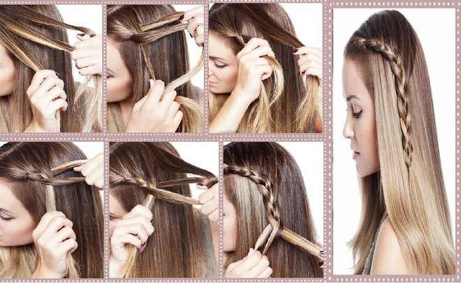 Coiffures faciles a realiser pour cheveux longs