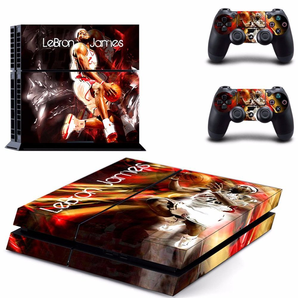 Xbox 360 wireless controller skin xbox 360 controller skins zazzle - Lebron James Ps4 Skin Sticker Decal Ps4 Controllerlebron