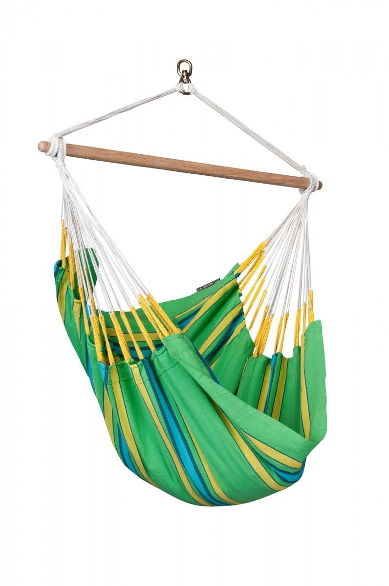 Made in the shade hammocks single hammock chair currambera model