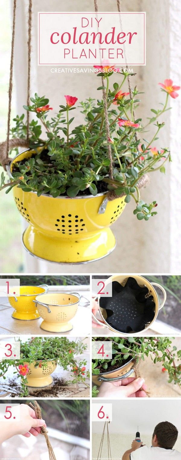 18 Genius Upcycled DIY Ideas to Turn Trash to Treasure mit