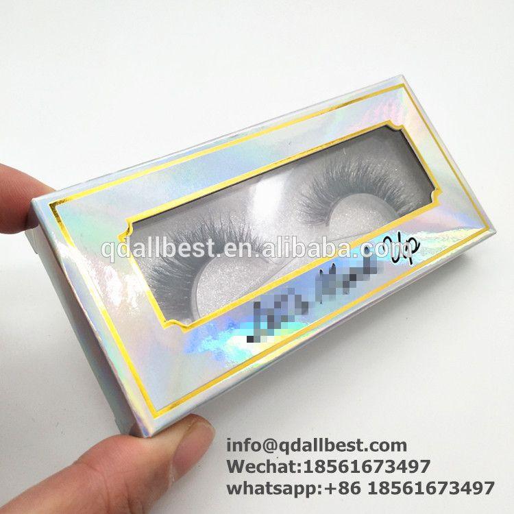 Qingdao Allbest Eyelashes Wholesale Cheap Custom Eyelash Paper Box