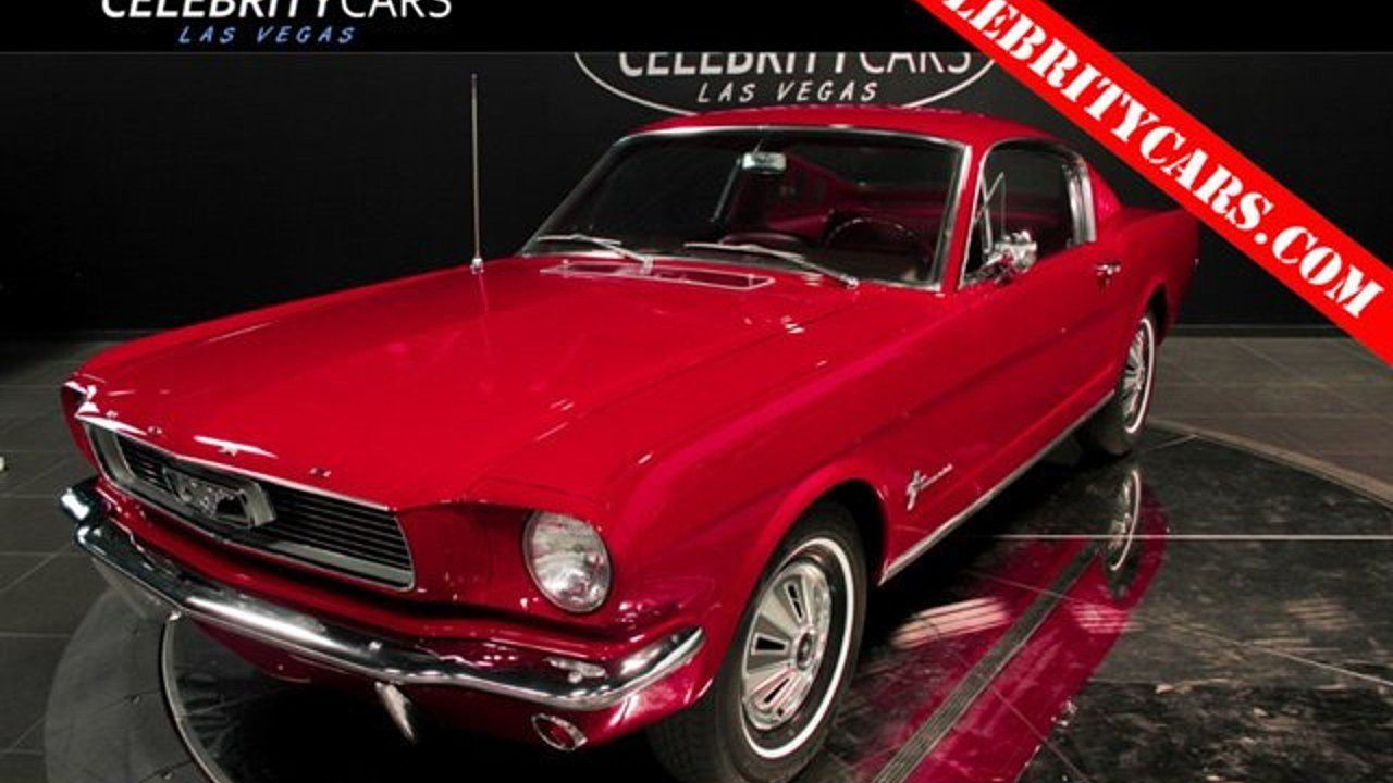 1966 Ford Mustang for sale near Las Vegas, Nevada 89139 - Classics ...