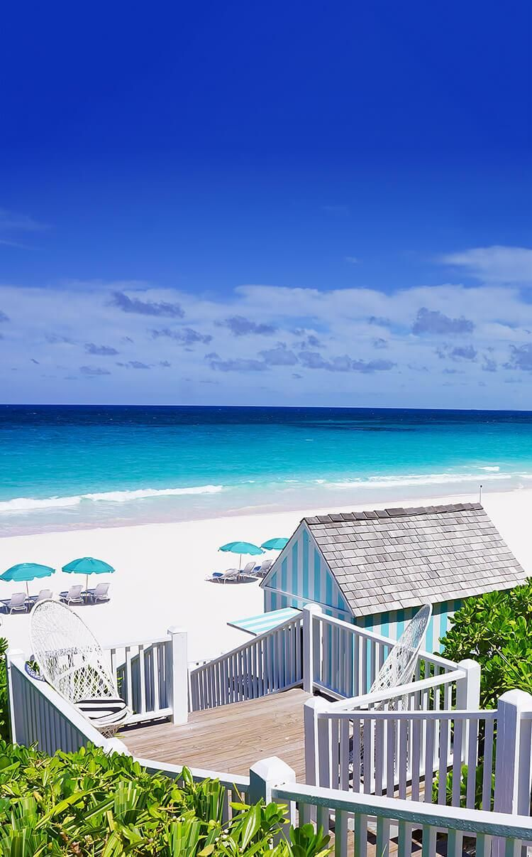 Spend your Bahamian holiday at The Dunmore