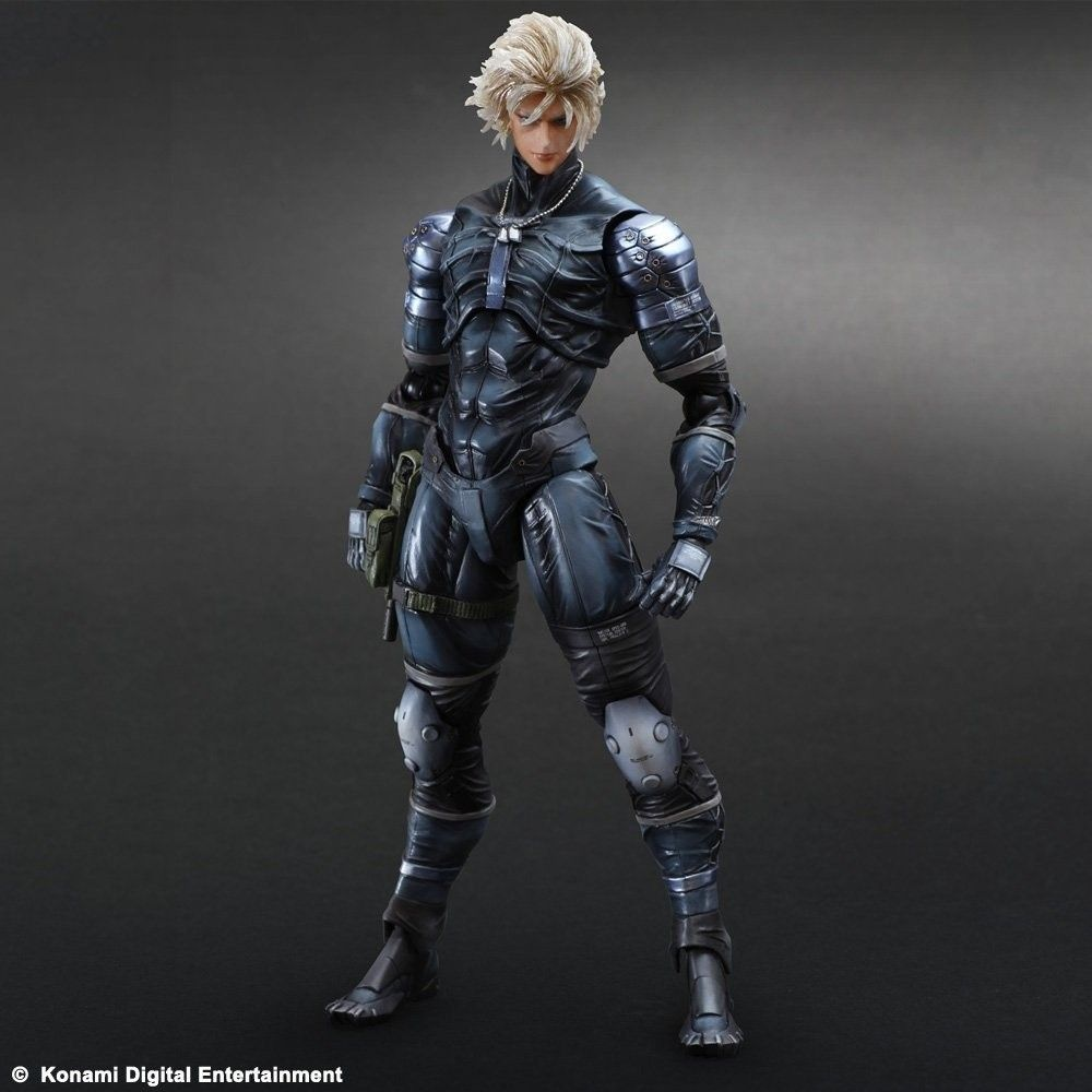 Metal Gear Solid 2 Play Arts Kai - Raiden (Pre-order)