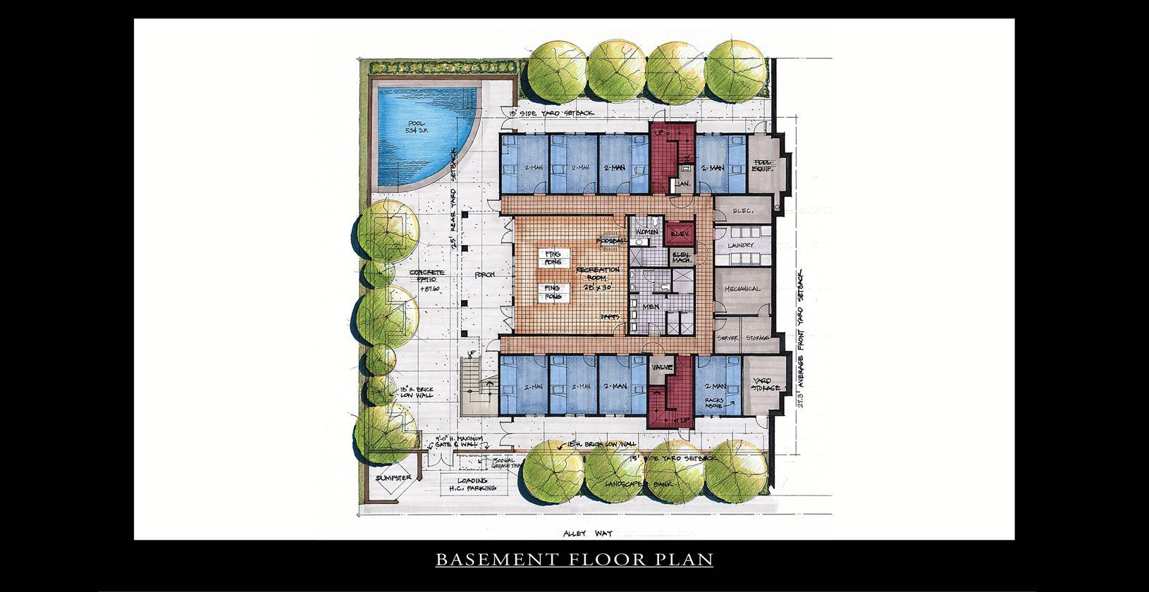 sorority floor plans - Google Search   floorplans   Pinterest ...