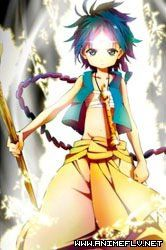 Magi The Labyrinth of Magic Online HD , AnimeFLV