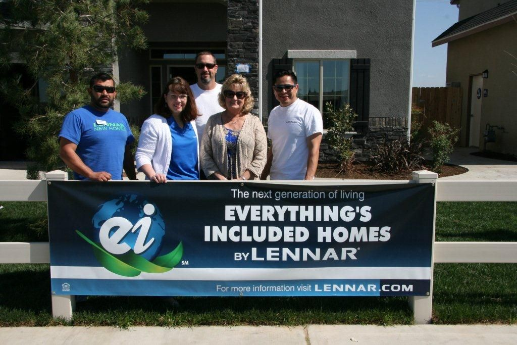 Have a look at your Vistas III - Visalia - home building team! Welcome to your new neighborhood!