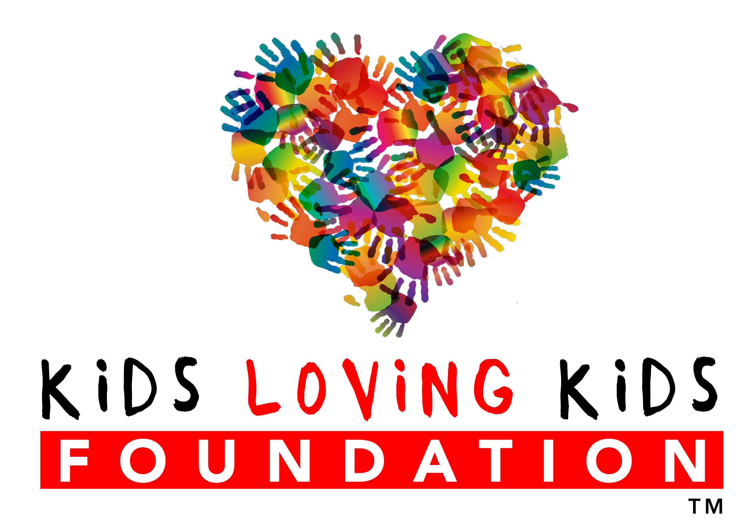 Kids Loving Kids Logo Helping Kids NonProfit